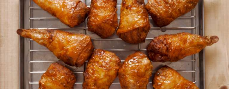 Mock Chicken drumsticks